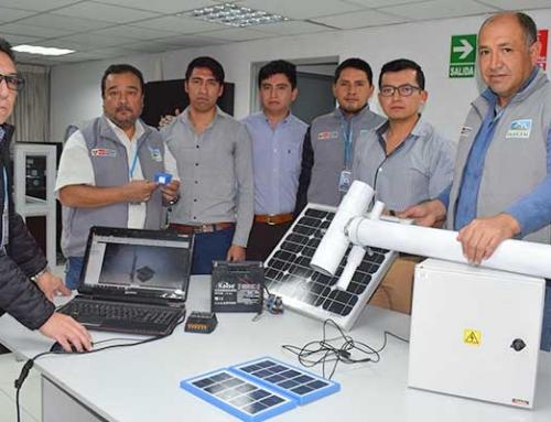 INAIGEM crea sensor para medir el caudal de ríos, en la Cordillera Blanca