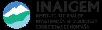 Instituto Nacional de Investigación en Glaciares y Ecosistemas de Montaña Logo