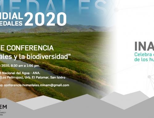 CELEBRACIÓN  DEL DÍA MUNDIAL DE LOS HUMEDALES 2020