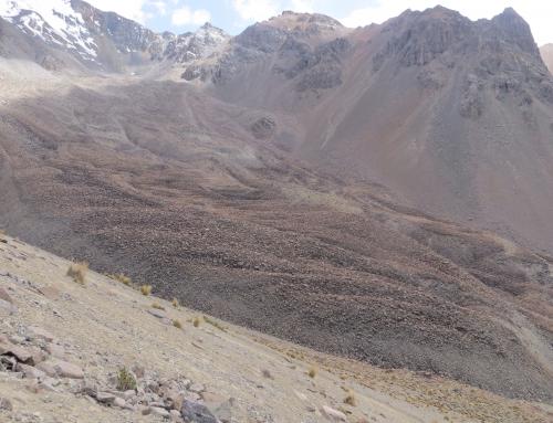 CIENTÍFICOS PERUANOS BUSCAN IDENTIFICAR POTENCIALES RESERVAS DE AGUA ANTE EFECTOS DEL CAMBIO CLIMÁTICO